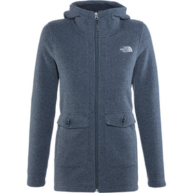 The North Face Crescent Parka Dame urban navy heather